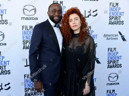 Editorial photo of 2020 Film Independent Spirit Awards - Red Carpet, Santa Monica, USA - 08 Feb 2020