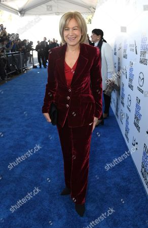 Mary Kay Place arrives at the 35th Film Independent Spirit Awards, in Santa Monica, Calif