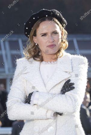 ITV Racing Presenter Francesca Cumani