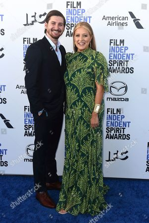 Editorial photo of 2020 Film Independent Spirit Awards - Arrivals, Santa Monica, USA - 08 Feb 2020