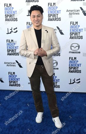 Editorial image of 2020 Film Independent Spirit Awards - Arrivals, Santa Monica, USA - 08 Feb 2020