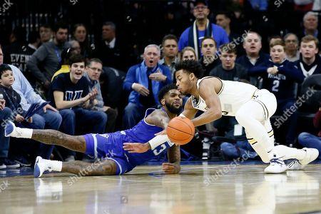 Editorial image of Seton Hall Villanova Basketball, Philadelphia, USA - 08 Feb 2020