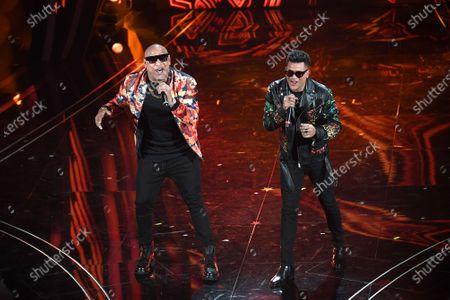 Editorial photo of 70th Sanremo Music Festival, Italy - 08 Feb 2020