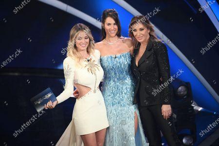 Diletta Leotta, Francesca Sofia Novello, Sabrina Salerno