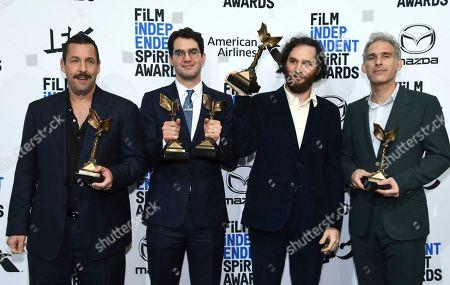 Editorial image of 2020 Film Independent Spirit Awards - Press Room, Santa Monica, USA - 08 Feb 2020