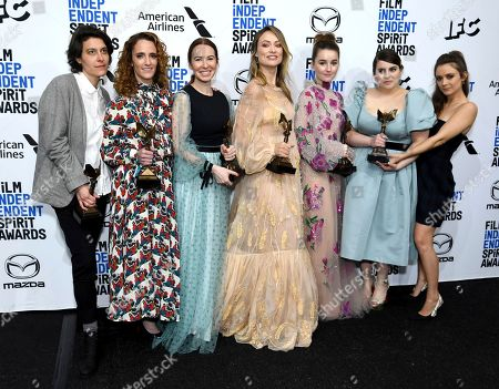 Editorial photo of 2020 Film Independent Spirit Awards - Press Room, Santa Monica, USA - 08 Feb 2020