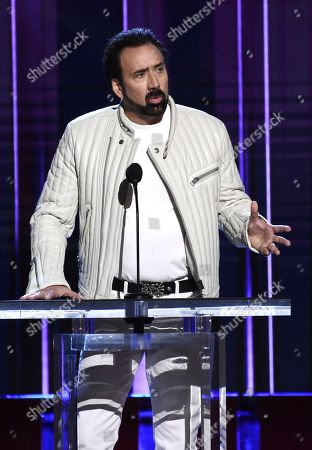 Editorial image of 2020 Film Independent Spirit Awards - Show, Santa Monica, USA - 08 Feb 2020
