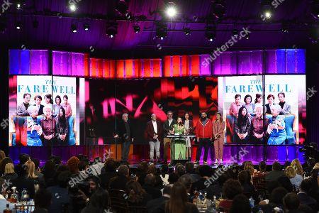 Editorial picture of 2020 Film Independent Spirit Awards - Show, Santa Monica, USA - 08 Feb 2020