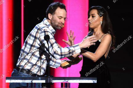 Editorial photo of 2020 Film Independent Spirit Awards - Show, Santa Monica, USA - 08 Feb 2020