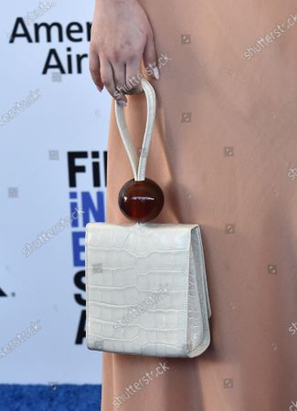 Gideon Adlon, bag detail
