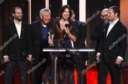Editorial image of 2020 Film Independent Spirit Awards - Show, Santa Monica, USA - 08 Feb 2020