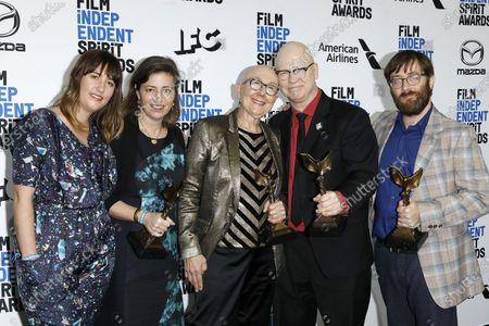 Editorial picture of 35th Film Independent Spirit Awards, Santa Monica, USA - 08 Feb 2020