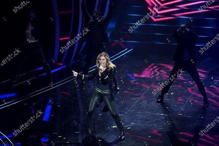 Editorial picture of 70th Sanremo Music Festival, Italy - 08 Feb 2020