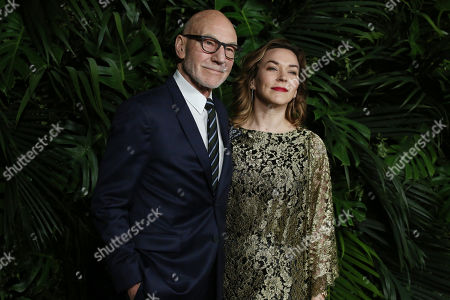 Stock Picture of Sir Patrick Stewart