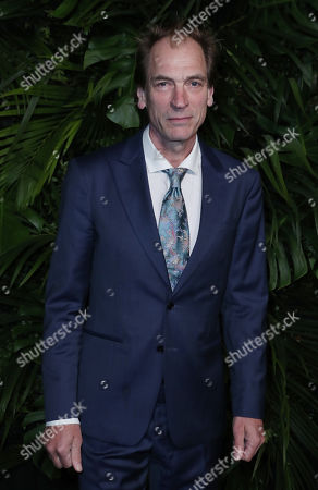 Editorial photo of Charles Finch and Chanel Pre-Oscars Dinner, Arrivals, Polo Lounge, Los Angeles, USA - 08 Feb 2020