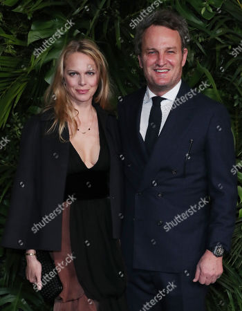 Editorial image of Charles Finch and Chanel Pre-Oscars Dinner, Arrivals, Polo Lounge, Los Angeles, USA - 08 Feb 2020