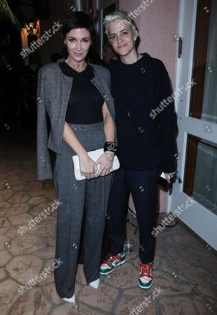 Cassandra Grey and Samantha Ronson