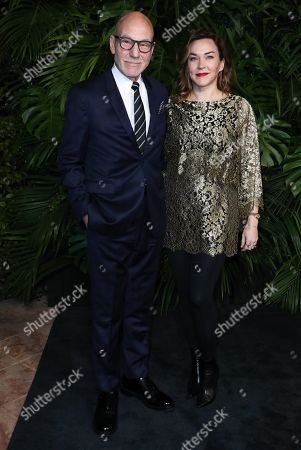 Editorial picture of Charles Finch and Chanel Pre-Oscars Dinner, Arrivals, Polo Lounge, Los Angeles, USA - 08 Feb 2020