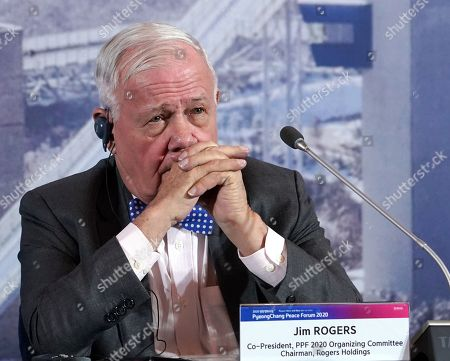 Stock Picture of Jim Rogers
