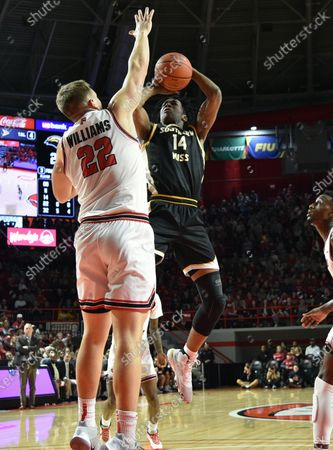 Editorial photo of NCAA Basketball So. Miss vs Western Kentucky, Bowling Green, USA - 08 Feb 2020