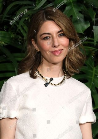 Sofia Coppola arrives at the 2020 Chanel Pre-Oscar Dinner at The Beverly Hills Hotel, in Beverly Hills, Calif