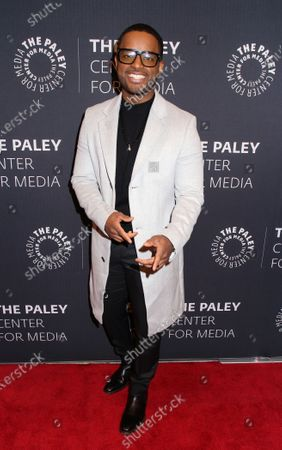 Editorial picture of PaleyLive NY: Power Series Finale Celebration, Arrivals, New York, USA - 07 Feb 2020