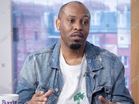 Stock Image of Dane Baptiste