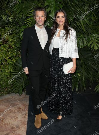 Stock Image of Aaron Young, Laure Heriard Dubreuil