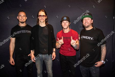 Editorial photo of ShipRocked 2020, Cozumel, Mexico - 05 Feb 2020
