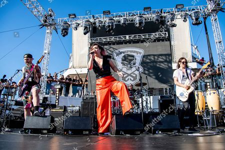 Editorial picture of ShipRocked 2020, Cozumel, Mexico - 03 Feb 2020