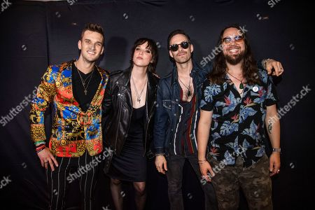 Editorial picture of ShipRocked 2020, Cozumel, Mexico - 02 Feb 2020