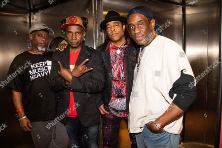 Vernon Reid, Corey Glover, Doug Wimbish, Will Calhoun. Corey Glover, from left, Vernon Reid, Corey Glover, Doug Wimbish and Will Calhoun of Living Colour are seen on board the Carnival Valor during day two of the ShipRocked cruise on