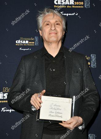 Editorial photo of Cesar Film Awards Nominee Luncheon, Paris, France - 09 Feb 2020