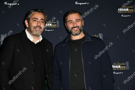Eric Toledano and Olivier Nakache