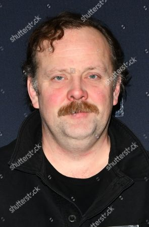 Stock Photo of Gregory Gadebois nominated for â€best actor in supporting role†in 'J'Accuse' attends