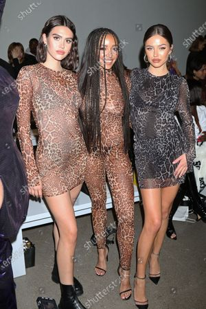 Delilah Hamlin, Tinashe and Amelia Gray Hamlin