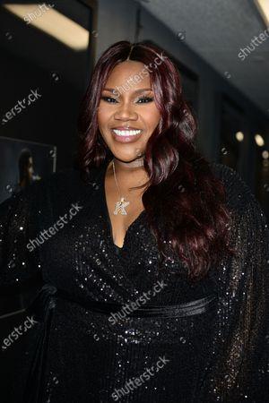 Editorial image of Pre Valentine's Love R&B Tour at James L. Knight Center, Miami, USA - 08 Feb 2020