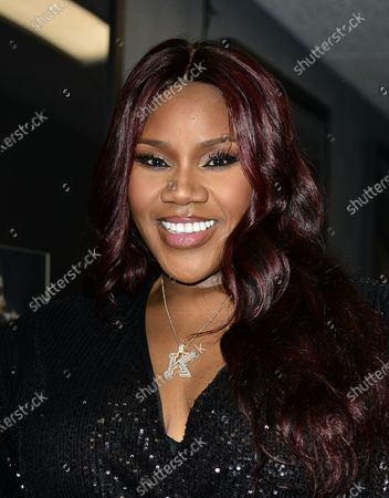 Stock Picture of Kelly Price