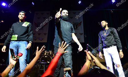 Editorial picture of Pre Valentine's Love R&B Tour at James L. Knight Center, Miami, USA - 08 Feb 2020