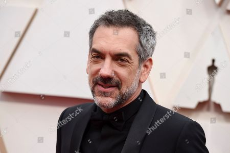 Todd Phillips arrives at the Oscars, at the Dolby Theatre in Los Angeles