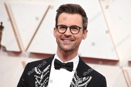 Brad Goreski arrives at the Oscars, at the Dolby Theatre in Los Angeles