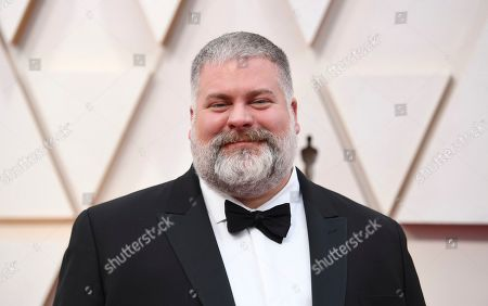 Dean DeBlois arrives at the Oscars, at the Dolby Theatre in Los Angeles