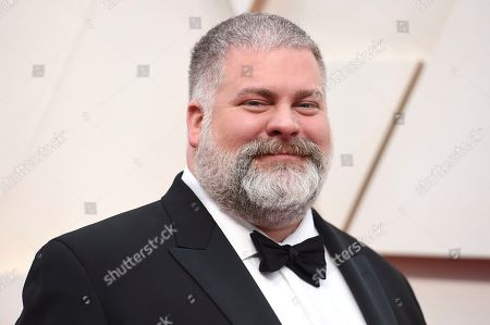 Stock Picture of Dean DeBlois arrives at the Oscars, at the Dolby Theatre in Los Angeles