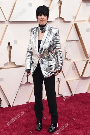 Diane Warren arrives at the Oscars, at the Dolby Theatre in Los Angeles