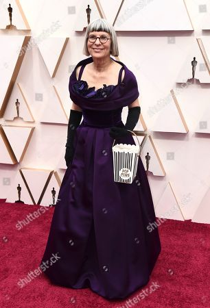 Stock Photo of Lois Burwell arrives at the Oscars, at the Dolby Theatre in Los Angeles