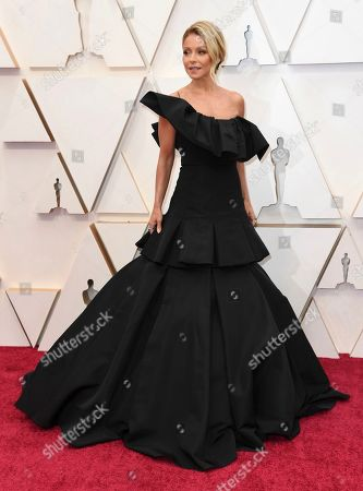 Kelly Ripa arrives at the Oscars, at the Dolby Theatre in Los Angeles