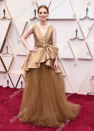 Stock Picture of Krysty Wilson-Cairns arrives at the Oscars, at the Dolby Theatre in Los Angeles
