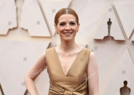 Stock Image of Krysty Wilson-Cairns arrives at the Oscars, at the Dolby Theatre in Los Angeles