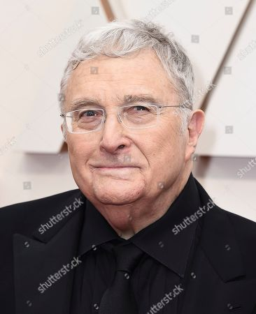Randy Newman arrives at the Oscars, at the Dolby Theatre in Los Angeles