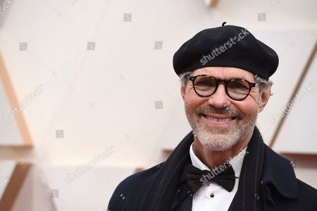 Stock Image of Dennis Gassner arrives at the Oscars, at the Dolby Theatre in Los Angeles